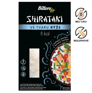 Shirataki FIT - rýže 390 g